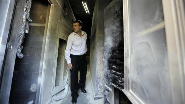 Attentato incendiario contro il Seminario teologico ortodosso a Gerusalemme