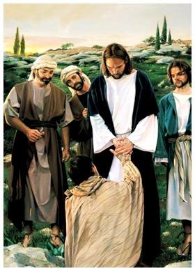 #Vangelo: Dio è guarigione contro ogni nostro male