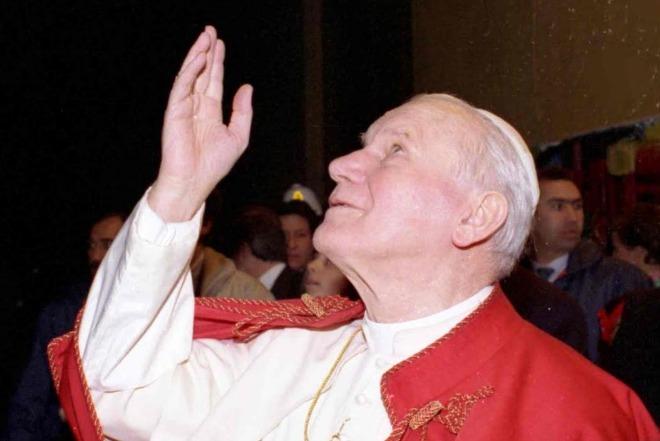 In 30 foto le tappe del pontificato di Giovanni Paolo II