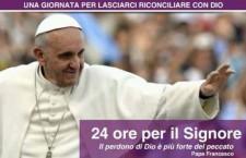 Casale Monferrato, in Santo Stefano la '24 ore per il Signore'