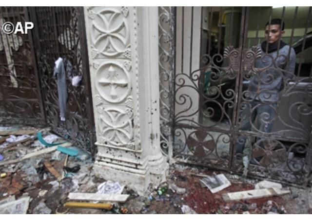 Egitto, assaltata chiesa francescana
