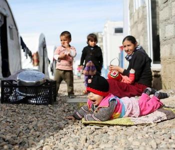 Cor Unum in Iraq: la solidarietà del Papa nel dramma degli sfollati