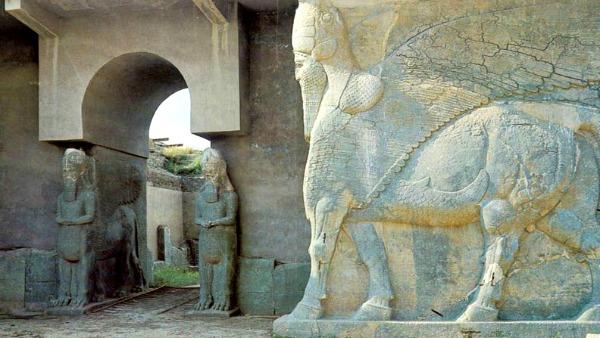 L'Is rade al suolo l'antica Nimrud