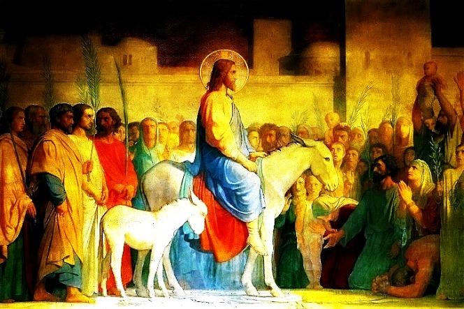 Domenica delle Palme: cosa si celebra e perchè si usano rami d'ulivo