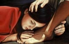 Vangelo (10 Aprile) Lasciala fare, perché essa lo conservi per il giorno della mia sepoltura.
