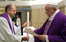 Papa Francesco e la Preghiera di pace per i 500 anni di Santa Teresa d'Avila
