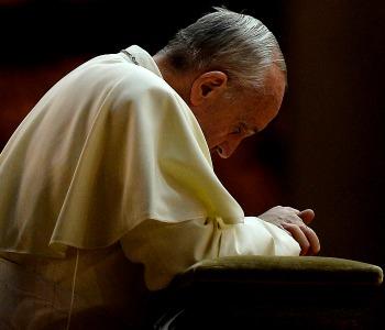 Ecco l'esame di coscienza del Papa