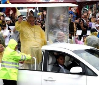 Con il Papa contro globalizzazione dell'indifferenza