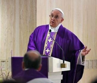 Il Papa: non la dottrina fredda, ma la fede in Gesù dà gioia