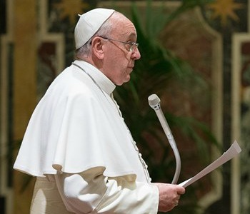 Papa Francesco: Cristo sia cuore e linfa di ogni opera di carità