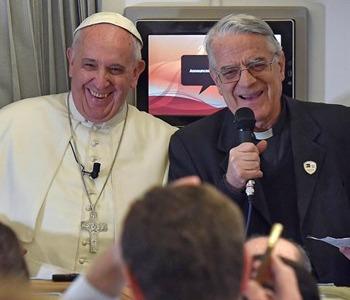 2 anni con Papa Francesco: intervista a Padre Lombardi