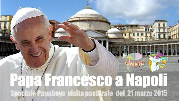 speciale Papa Francesco a Napoli
