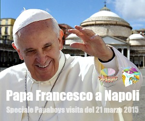 Papa Francesco a Napoli e Pompei