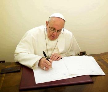 Lettera del Papa sui cristiani nascosti in Giappone