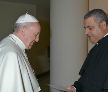 Le famiglie rifugiate in Giordania scrivono a papa Francesco