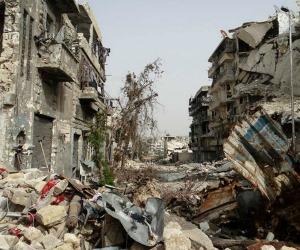 """""""Siria, solo con la pace si ricostruiscono infrastrutture e cuori"""""""