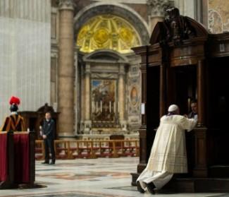 """In tutta Italia chiese aperte  per la """"24 ore per il Signore"""""""