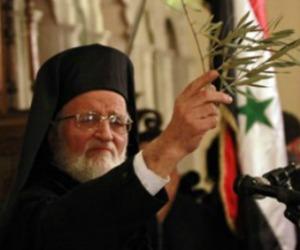 Siria. Il patriarca Gregorios: no a interventi stranieri