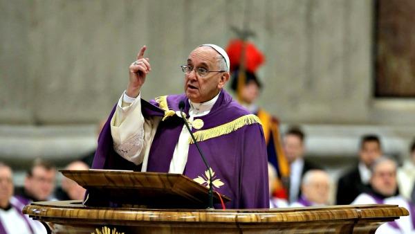 L'11 aprile Papa Francesco pubblicherà la Bolla d'indizione del Giubileo