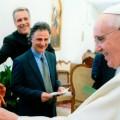 Il Papa e S. Giuseppe: solo chi serve con amore sa custodire