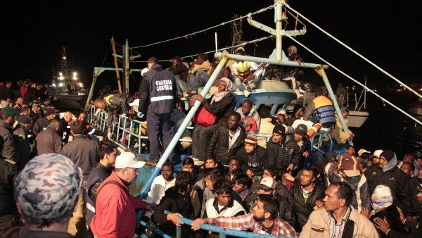 Migranti, 5 su 100 muoiono in mare