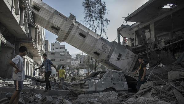 Ahmed, e gli altri di Gaza, che la guerra ha fatto a pezzi