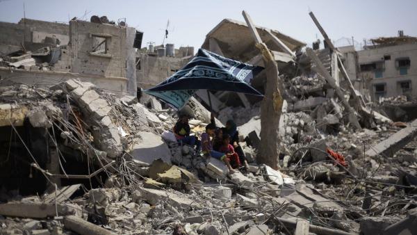 Non ci dimenticate: il grido di Gaza