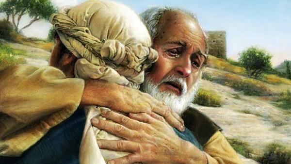 #Vangelo: Questo tuo fratello era morto ed è tornato in vita