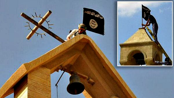 Mons. Tomasi: Onu fermi genocidio cristiani in Medio Oriente