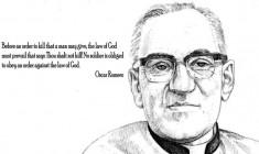 Il Papa: Romero ci ricorda che nella Chiesa non devono esserci divisioni
