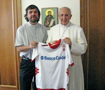 Messaggio del Papa a parrocchia villa miseria dedicata a Don Bosco