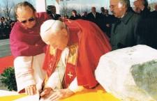 Molise, celebrazione per il 20° della visita di Giovanni Paolo II