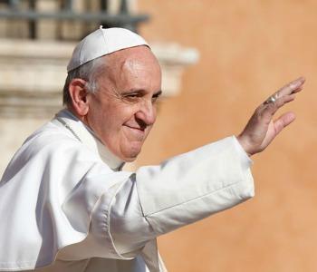 Papa Francesco: no a teologi da museo, ma di frontiera, segno della misericordia di Dio