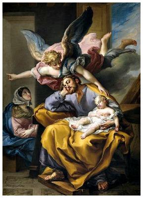 #Vangelo: e tu lo chiamerai Gesù.