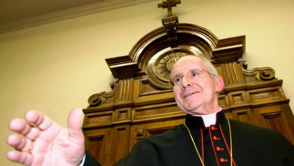 Il cardinale Tauran ha giurato come nuovo Camerlengo