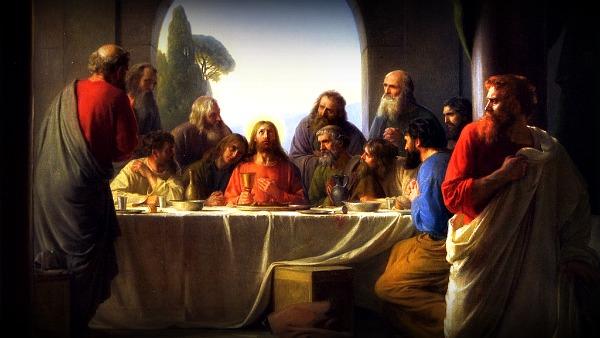 #Vangelo: Non canterà il gallo, prima che tu non m'abbia rinnegato tre volte.