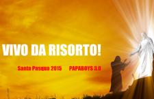 Santa Pasqua del Signore! E cerchiamo di vivere da risorti