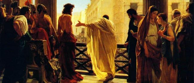 #Vangelo: Passione del Signore.