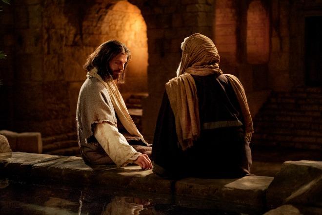 #Vangelo: Se uno non nasce da acqua e Spirito, non può entrare nel regno di Dio.