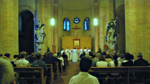 Preghiera per l'Europa: costruire continente sulle radici cristiane