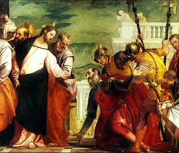 Dai Miracoli dei Vangeli la Misericordia di Gesù. Di' soltanto una parola e il mio servo sarà guarito.