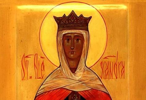 I Santi di oggi – 22 Aprile Sant' Alessandra e compagni