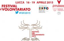 Festival del Volontariato Lucca 16-19 Aprile 2015