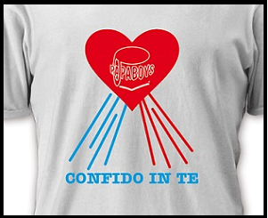 Acquista la Jesus Shirt 'Confido in Te!