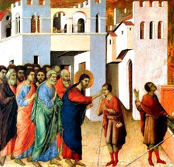 Dai Miracoli dei Vangeli la Misericordia di Gesù. Signore, che i nostri occhi si aprano!