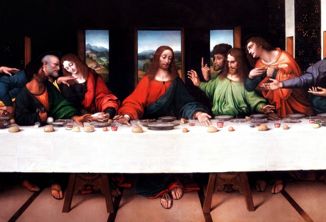 #Vangelo: Il pane che io darò è la mia carne per la vita del mondo