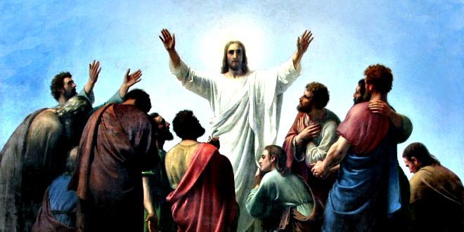 #Vangelo: Guardate le mie mani e i miei piedi: sono proprio io!