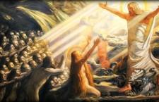Vangelo (18 Aprile 2018) Questa è la volontà del Padre: che chiunque vede il Figlio e crede in lui abbia la vita eterna
