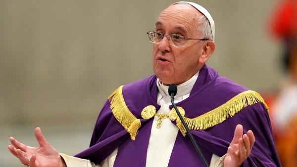 Papa presiede indizione Bolla Anno Santo: misericordia è essenza Vangelo