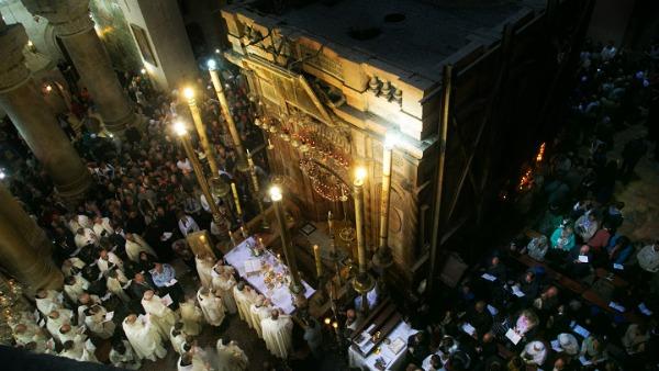 Patriarca Twal: da questa Terra Santa martoriata sgorghi la pace